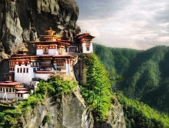 Bhutan, Happiness is a place