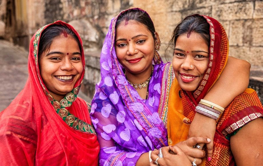 Beautiful Ladies at Jodhpur