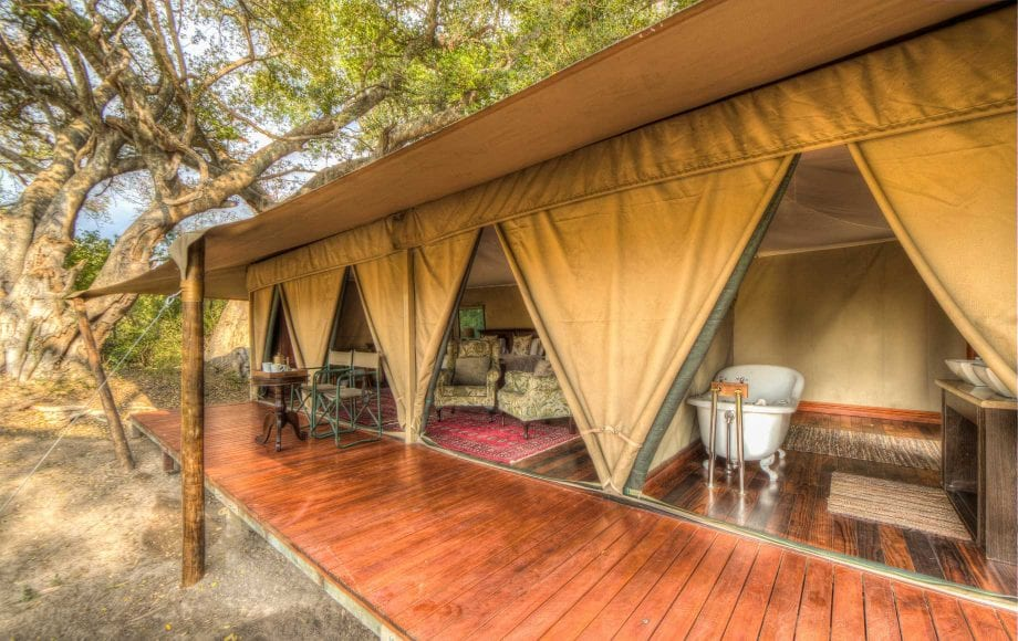 Kadizora Luxury Tented Camp