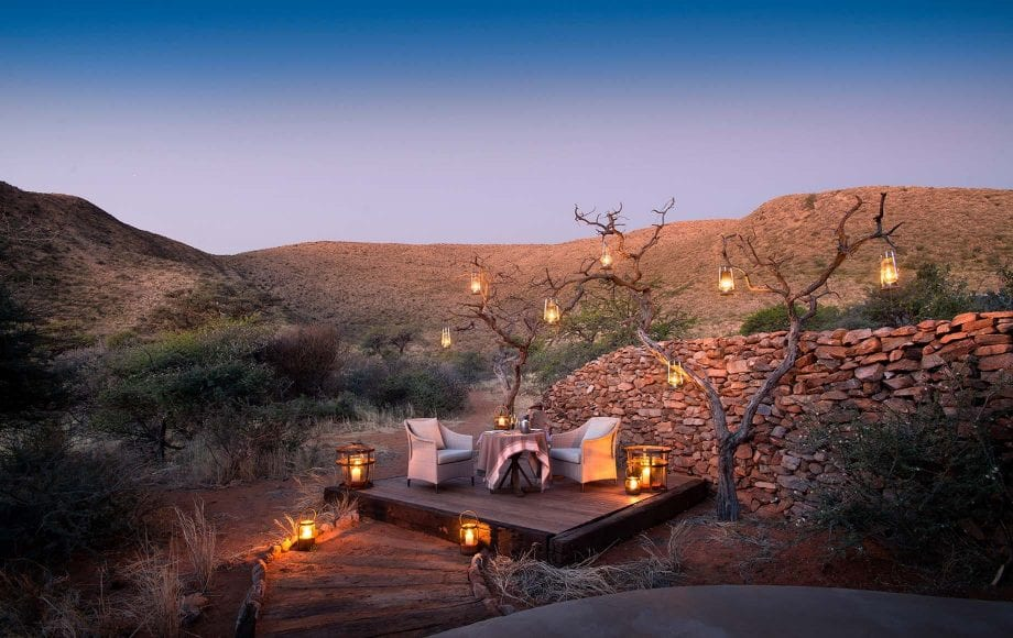 Hotels and lodges in Kalahari Desert