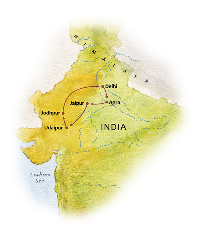 Royal Places of India