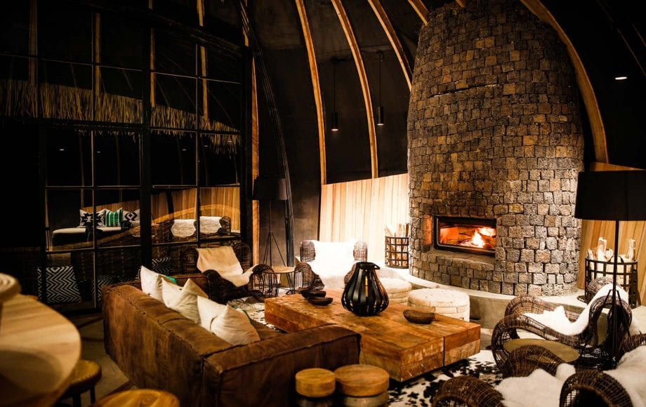 Warm and Cozy at Bisate Lodge in Africa