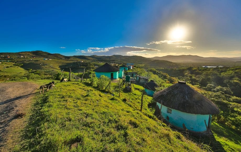 The Eastern Cape is a province of South Africa